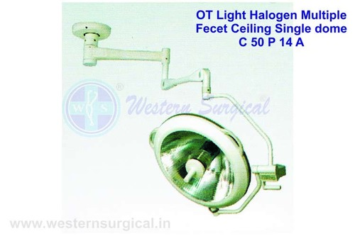 OT Light Halogen Multiple Fecet Ceiling Single