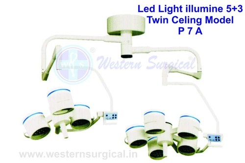 LED Light Illumine Twin Celing Model