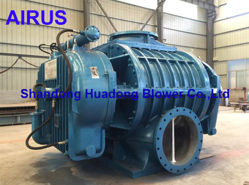 Roots Gas Booster Heavy Blower