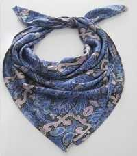 POLYESTER SATIN SCARF