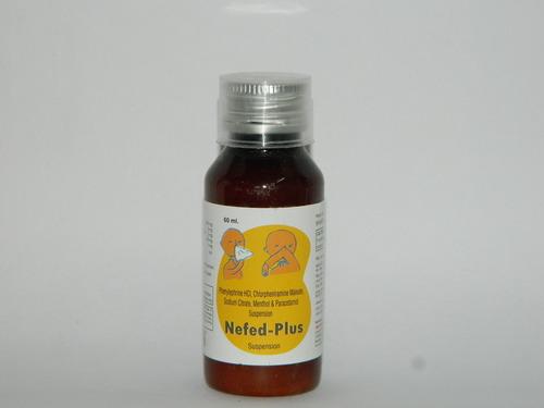 Paracetamol 250mg+Phenylephrine HCI 5mg CPM 2mg