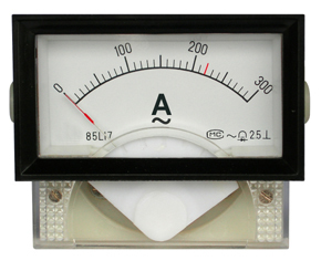 Moving Coil Instruments With Rectifier AC Ammeter