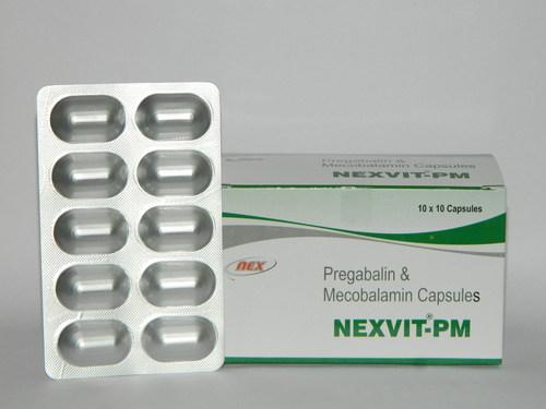 Pregabalin & Mecobalamin Capsules