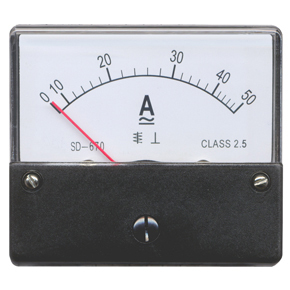 Moving Coil instrument AC Ammeter