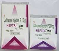 Ceftriaxone 250/1gm  Injection