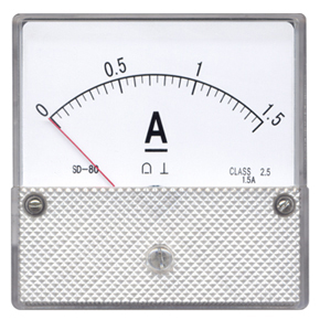 Moving Coil instrument DC Ammeter