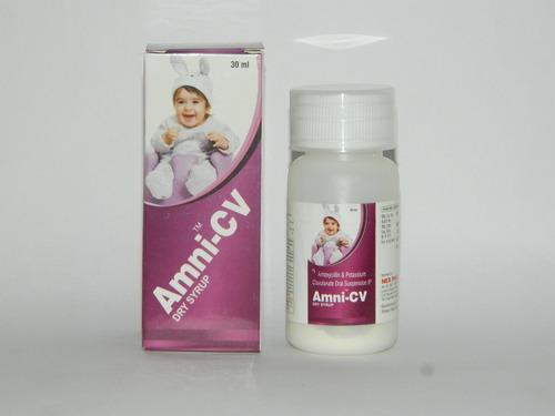 amoxycillin 200mg+Clavulanic Acid 28.5 mg Dry Syp