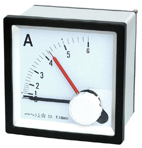 Maximum Demand Ammeter