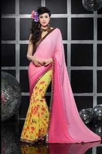 Glamorous Designer Saree