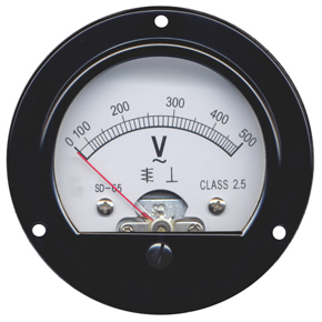 Moving Iron Instruments AC Voltmeter