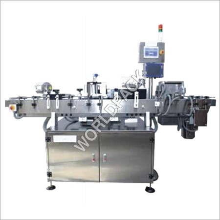 Pharma Wrapround Machine