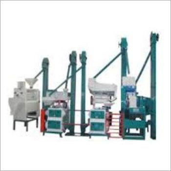 Semi Automatic Feed Plant