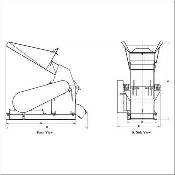 Half Circle Hammer Mill Manufacturers Supplier In Ludhiana India