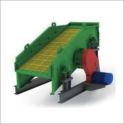 Circular Throw Vibrating Screen