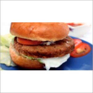 Soya Burger Tikki (F)