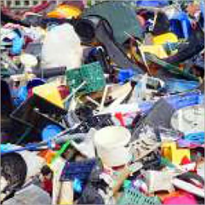 Recycled Plastic Scrap