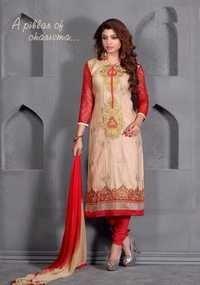 Glaze Cotton Salwar Kameez