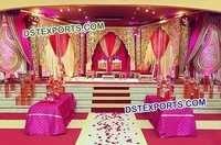 Golden Reception Stage