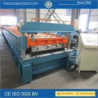 Floor Decking Tile Forming Machine