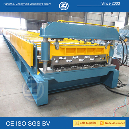Coil Width 1700mm Floor Decking Forming Machine