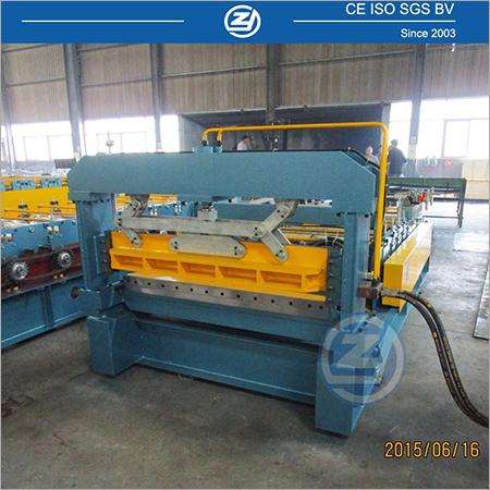 Metal Sheet Cutting Machine