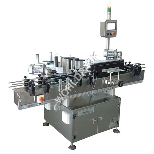 Servo Wrapround High Speed Labeling Machine