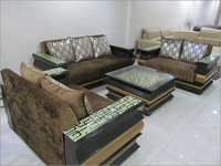 Wooden Fashionable Sofa Set