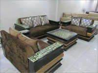 Wooden Fashionable Sofa Set