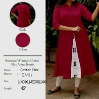 Regular Cotton Kurtis