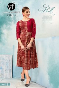 Women Cotton Kurti