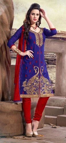 Beautiful Chudidar Salwar Kameez