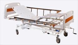 ICU Bed (HI-LO Hydraulic ABS Panels & Side Railing