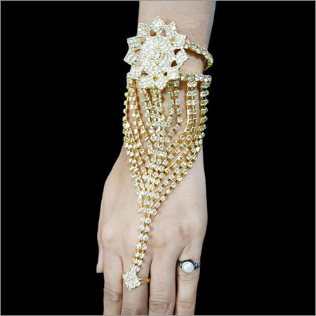 Bridal Ring Bracelet