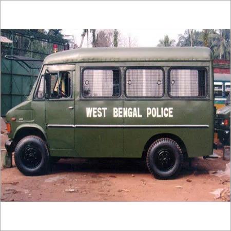 Police Van Bodies