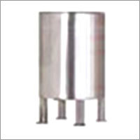Stainless Steel Cylindrical Tanks