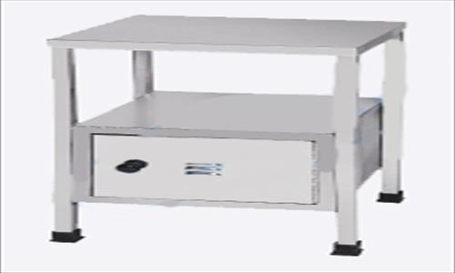 Bed Side Locker (Stainless Steel)