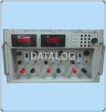 3 Channel Electronic Load Bank