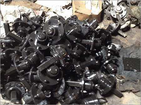 End Axles