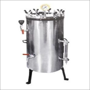 Pressure Steam Sterilizers