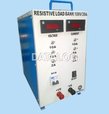 Field Testing Resistive Load Bank