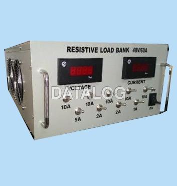 DG Set Discharge Resistive Load Bank