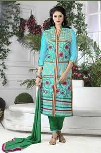 Cotton Casual Wear Salwar suit