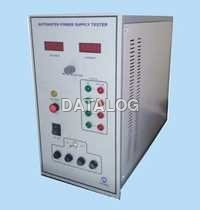Automated Power Supply Tester