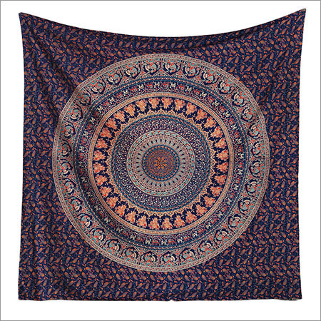 Printed Wall Tapestry