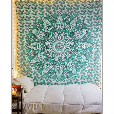 Cotton Designer Wall Tapestry