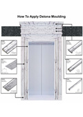 High Quality Marble Moulding