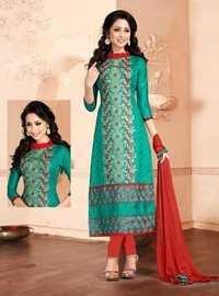Modern Ethnic Dress Material