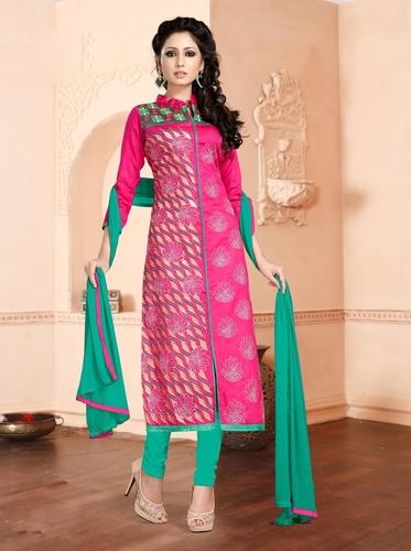 Beautiful Pink Salwar Suit