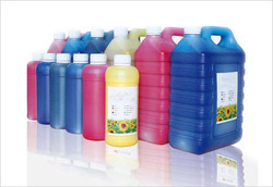 SOLVENT DIGITAL INKS FOR FLEX BANNERS