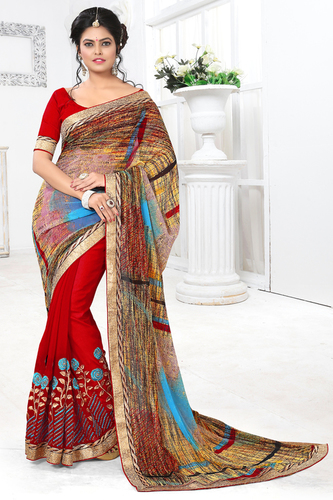 New Women Ethnic Wear Saree